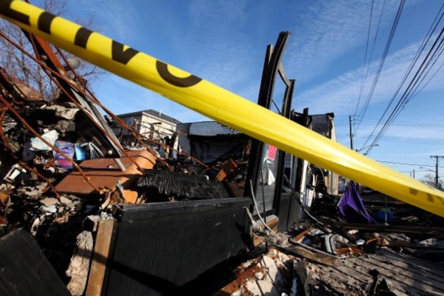 Storm-ravaged Staten Islanders angry over stalled Sandy aid