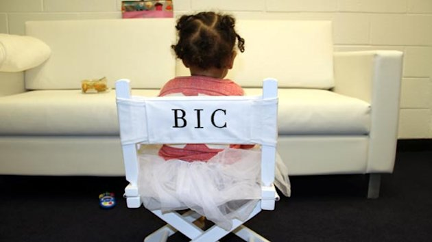 Beyonce Shares an Adorable Photo of Blue Ivy (ABC News)