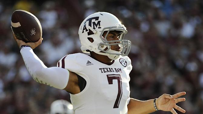 Kenny Football? Texas A&M QB has his own nickname
