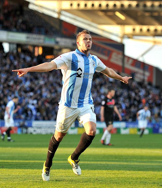 Jordan Rhodes was prolific for Huddersfield last season