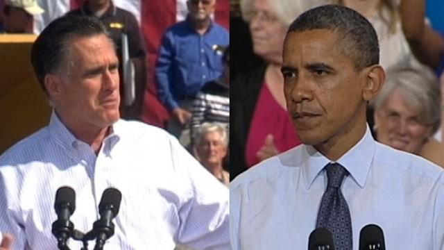 2012 Presidential Election: Job Numbers Impact on Obama, Romney