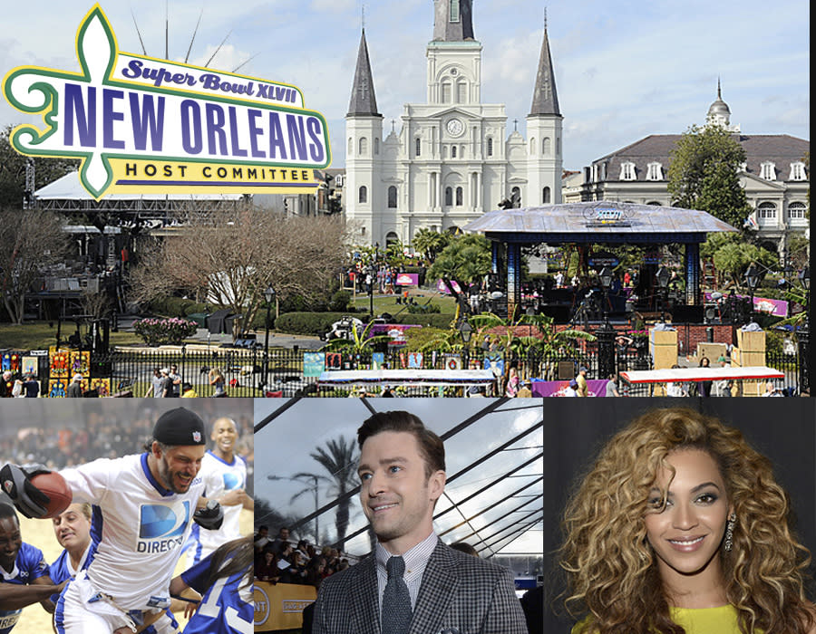 Super Bowl Parties 2013 in New Orleans: Will Manti Te'o Show?