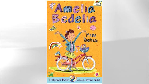 Amelia Bedelia Turns 50 (ABC News)