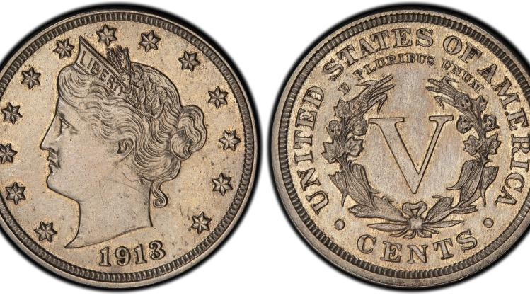 Humble nickel from 1913 likely to fetch millions