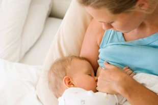 Breastfeed to lose baby weight