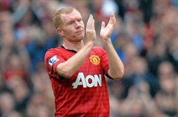 Scholes happy for Manchester United retirement to 'fly under the radar'