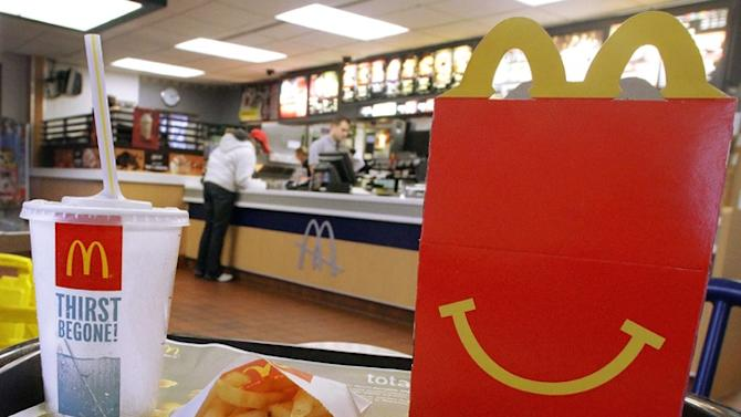 McDonald's Is Using Happy Meals to Become Largest Book Distributor in the U.K.