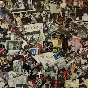 "This CD cover image released by Little Record Company shows ""Rkives,"" by Rilo Kiley. (AP Photo/Little Record Company)"