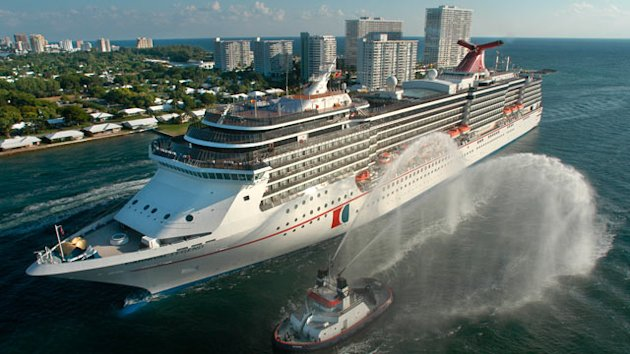 Carnival Legend Heads Back to Work (ABC News)