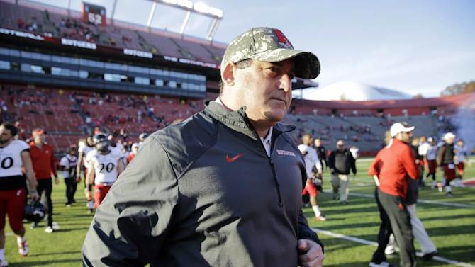 Investigation: Rutgers coach didn't bully player