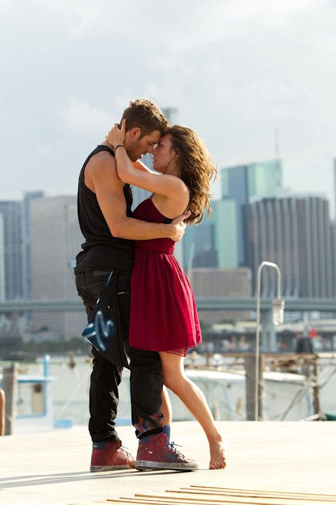 step up 4 summit entertainment Ryan Guzman Kathryn McCormick 2012