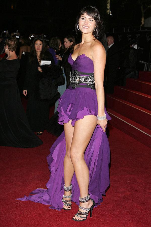 Quantum of Solace Gemma Arterton Hot Scene