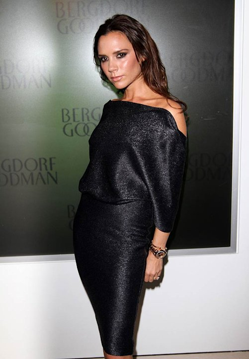 Victoria Beckham NY Fshn Night Out