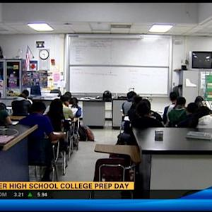 Hoover High School college prep day