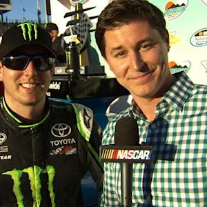 Kyle Busch gets 12th win of season