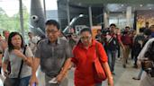 Frustrated kin of MH370 passengers quit wait at KLIA