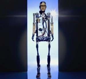 1st Fully Bionic Man Walks, Talks and Breathes