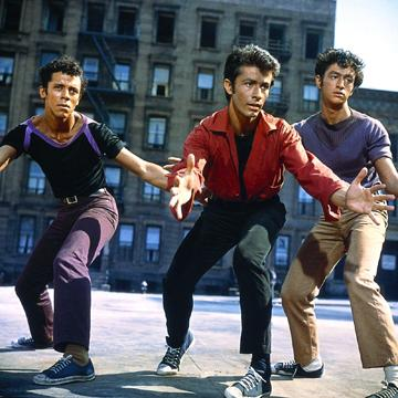 George Chakiris in United Artists' West Side Story
