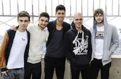 E! Picks Up Boy Band The Wanted Series From Ryan Seacrest
