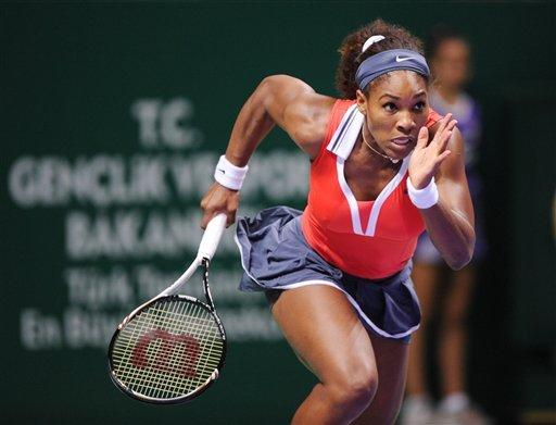 No. 10: Serena Williams