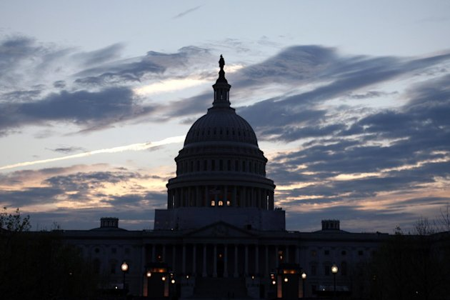 FILE - In this March 25, 2012, file photo, the U.S. Capitol is seen on the eve of the Supreme Court arguments on President Obama&#39;s health care legislation, in Washington. A new poll finds that Americans overwhelmingly want the president and Congress to get to work on a new bill to change the health care system if the Supreme Court strikes down President Barack Obamas 2010 law as unconstitutional. That doesnt seem to be in either partys plans on the verge of the high courts verdict on the law that was aimed at extending health insurance to more than 30 million Americans who now lack coverage. (AP Photo/Jacquelyn Martin, File)
