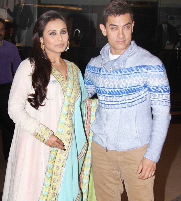 Aamir starts Talaash with …