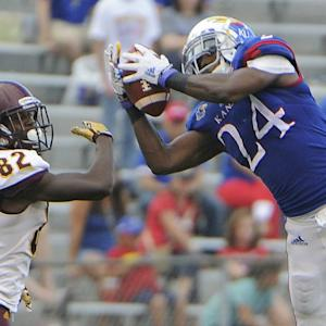 Big 12 Big Plays: Jayhawks' Defense Flying Around