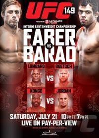 UFC 149 Prelims TV Ratings are in for FX