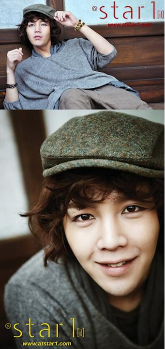 Jang Geun-seok's new pictorial released