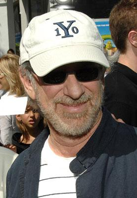 Steven Spielberg at the Los Angeles premiere of DreamWorks' Shrek the Third