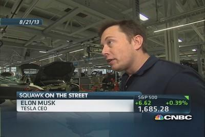 Solution to Tesla battery shortage?