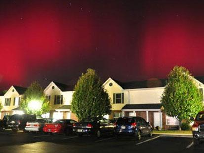 Northern Lights Seen Across Southeast U.S.