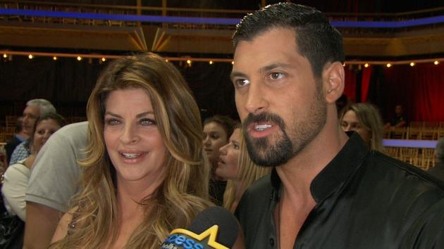 Kirstie Alley Survives To Dance Another Day  -- Access Hollywood