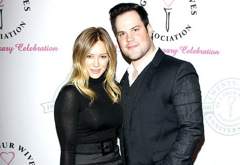 Hilary Duff: I Lost &quot;30 Pounds&quot; After Giving Birth to Son Luca in 2012