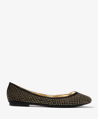 Forever 21 Studded Ballet Flats