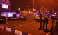 Police Officer Stabbed In Mosque Attack