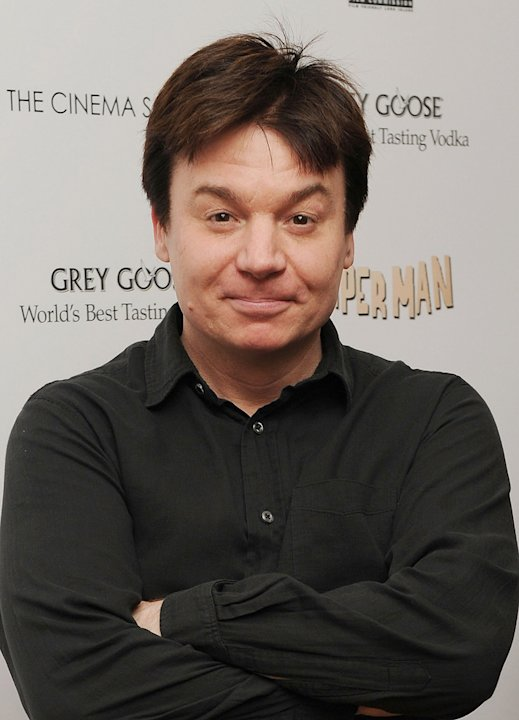 Paper Man NYC Screening 2010 Mike Myers