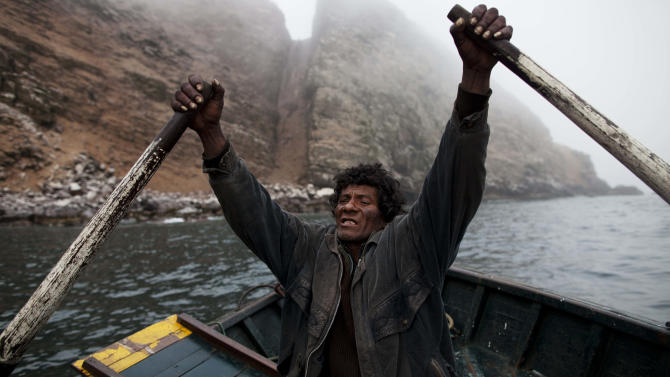 Fishermen fear losing livelihood in Peru