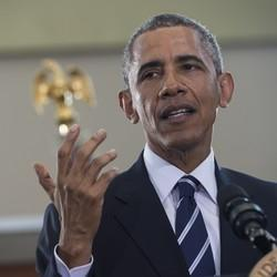 Obama Issues Warning On The Risks Of Climate Change