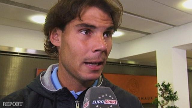 Nadal feeling good ahead of French Open