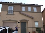 Our first home, which we purchased in 2007 and later lost to foreclosure.