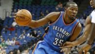 Kevin Durant feels right at home in 1st game action since February