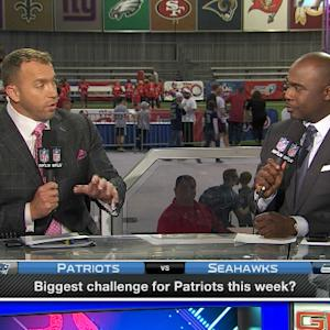 Biggest challenge for New England Patriots during Super Bowl week