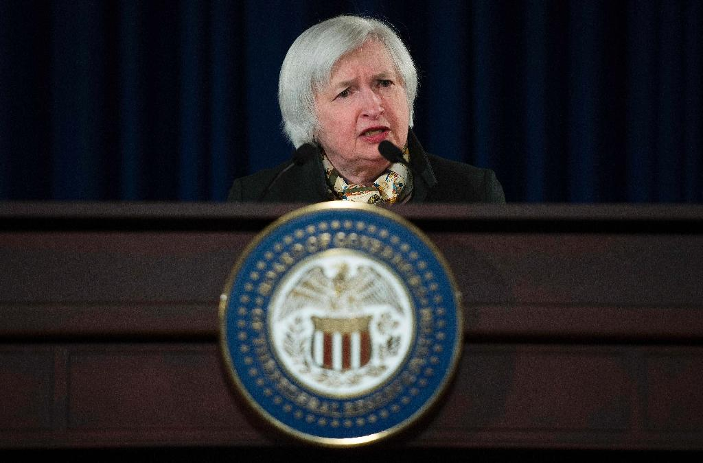 Fed mulls interest rate hike 'this year': Yellen