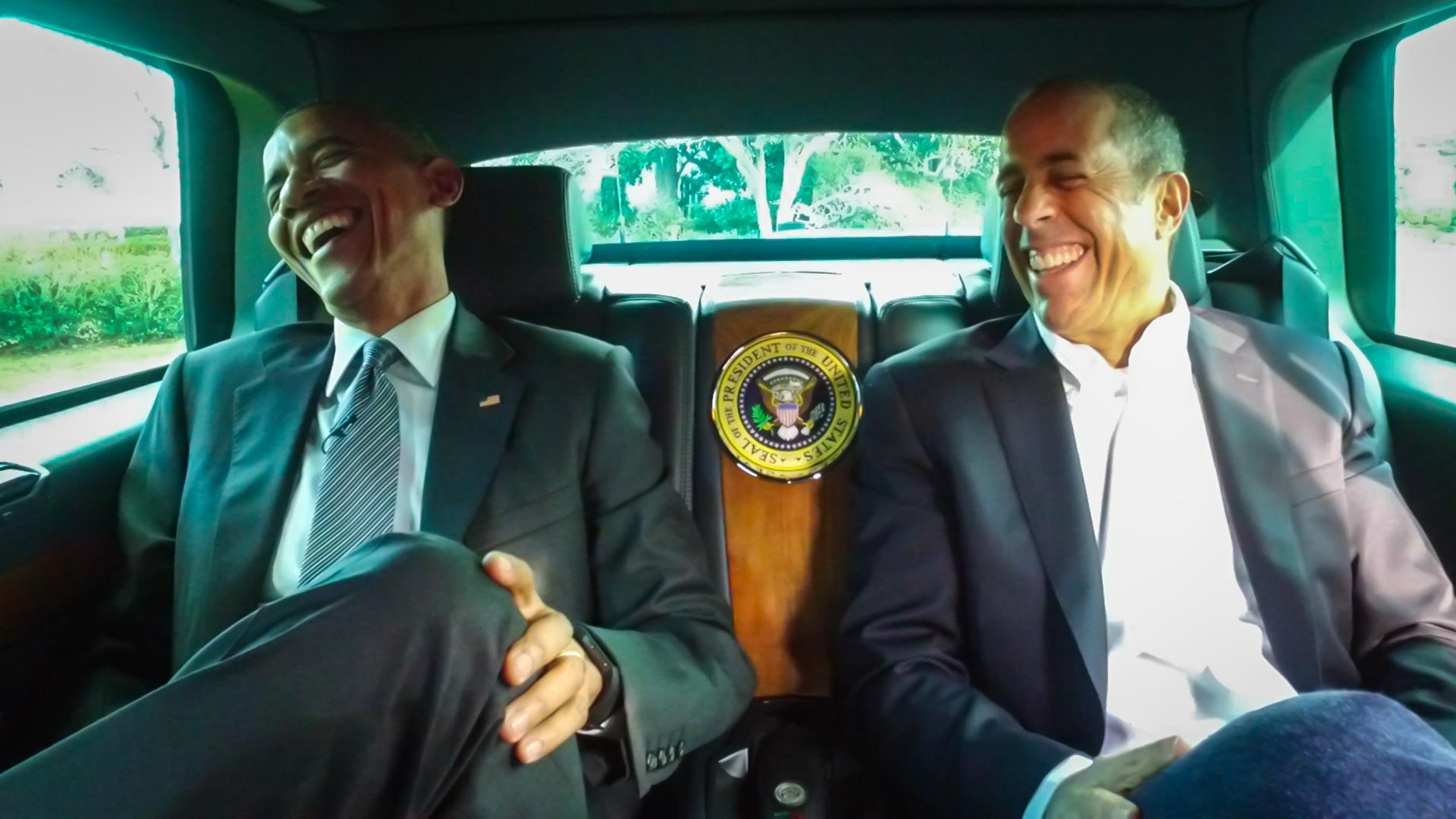 Jerry Seinfeld Ditches Crackle for Netflix, New 'Comedians in Cars Getting Coffee' Coming Late 2017