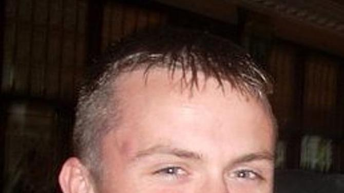 This undated photo released by the Polish Police shows James Nolan of Blessington, County Wicklow, Ireland. The 21-year-old Irish soccer fan has gone missing while in Poland for the Euro 2012 soccer championships, local police said Tuesday, June 19, 2012. Nolan was last seen early Sunday, June 17, in the northern city of Bydgoszcz after watching games in fan zones and visiting local bars with a group of Irish friends. (AP Photo/Polish Police)