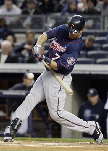 Morneau, Marquis lead Twins past Yankees 6-5