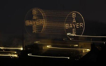 Bayer heart failure drug cuts deaths in mid-stage trial