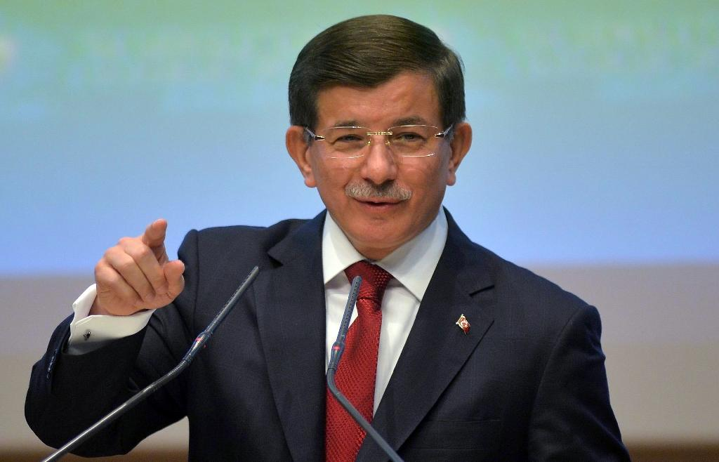 Turkey PM forms election government including pro-Kurdish party