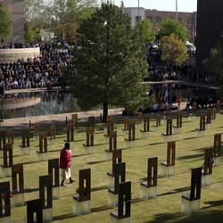 Obama Commemorates 20th Anniversary Of Oklahoma City Bombing